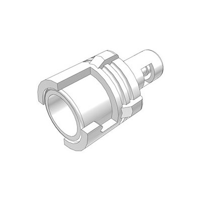 1 / 16 Hose Barb Non-Valved In-Line Acetal Coupling Body